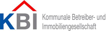 Logo der KBI und Link zur Startseite